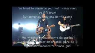 Blink 182-Waggy Lyrics y Subtitulos LIVE 2012