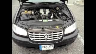 Видео - отчёт Cadillac Catera 2008 3.0 1300 Евро Opel Omega B