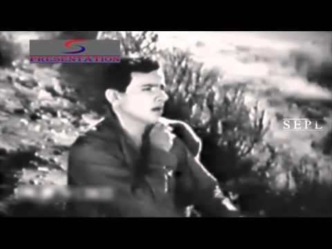 Farishton Ki Nagri Mein - Mukesh, Mubarak Begum - HAMAARI YAAD AAYEGI - Tanuja, Ashok Sharma