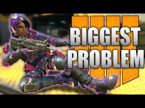 The Biggest Problem With Call of Duty Black Ops 4!