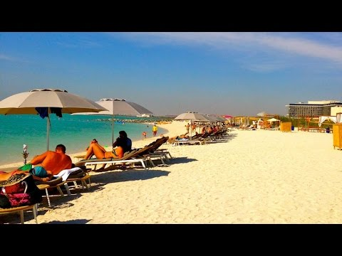 Yas Beach - Abu Dhabi, United Arab Emirates
