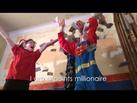 Reward Club Points Millionaires