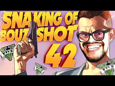 JOHN SOURDOUGH - BOUZSHOT 42