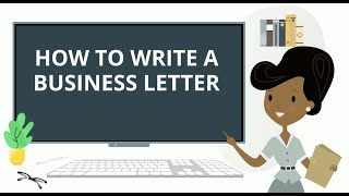 Business Letter Writing Format And Example