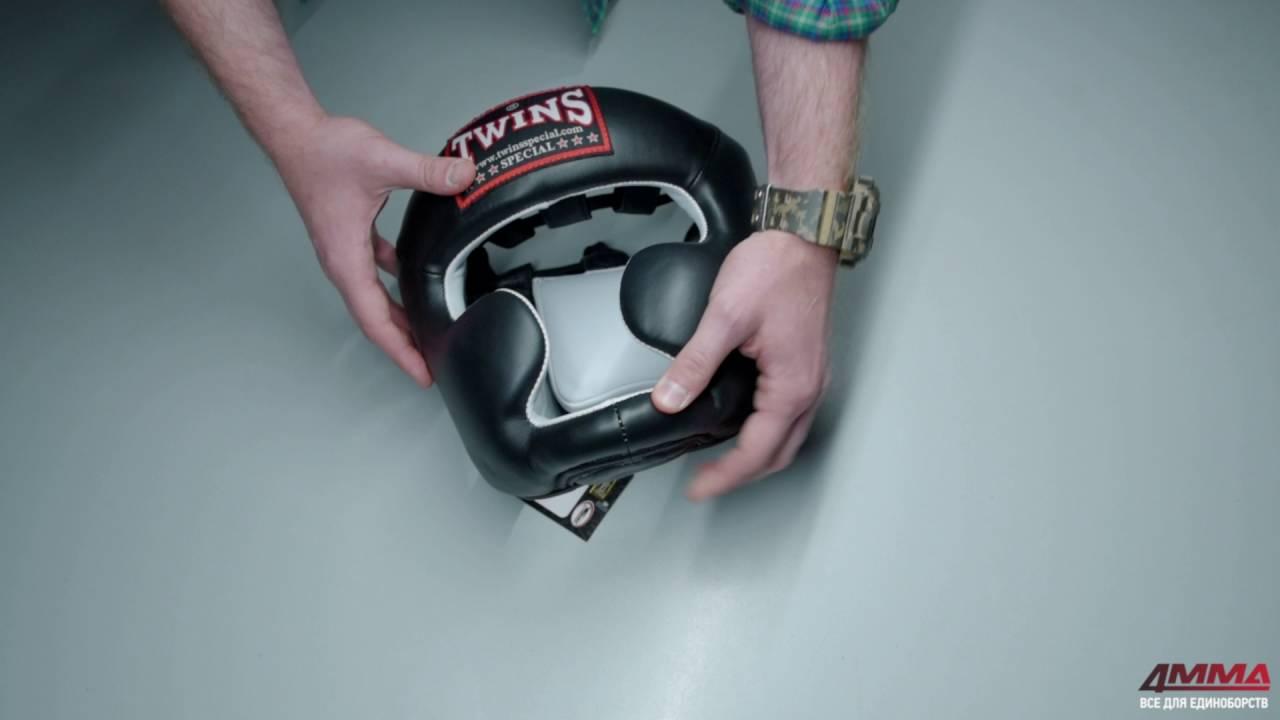 Тренировочный шлем TITLE GEL Обзор от магазина Спортфайтер - YouTube