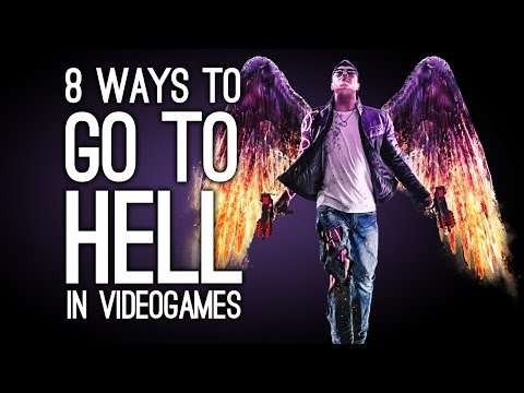8 Ways to Go to Hell According to Videogames