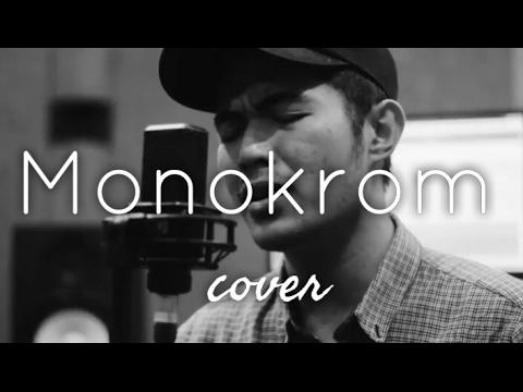 Tulus - Monokrom ( Cover Dari Riskyeki )
