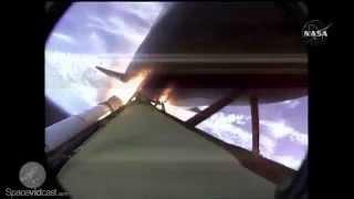 NASA'nın Roket Kamerasından Uzay Görüntüleri Saniye Saniye SpaceVidCast