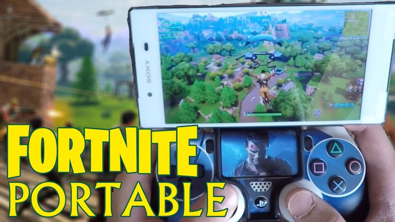 fortnite sony xperia