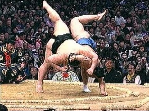 Sumo -Hatsu Basho 2018  Day 11, January  24th  -大相撲初場所2018年 11日目