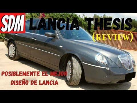 lancia thesis forumas