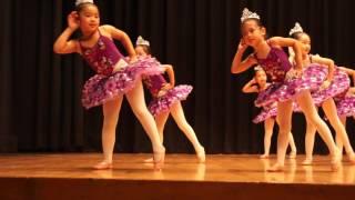 2016 聖心小學畢業典禮 舞蹈隊表演 品喬