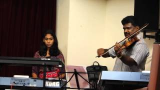 Theme Music of the movie CHITHRAM with LATHIKA Teacher