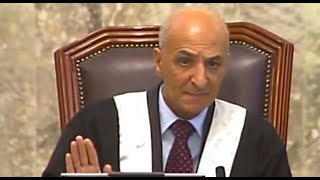Saddam trial resumes with new presiding judge, bites,