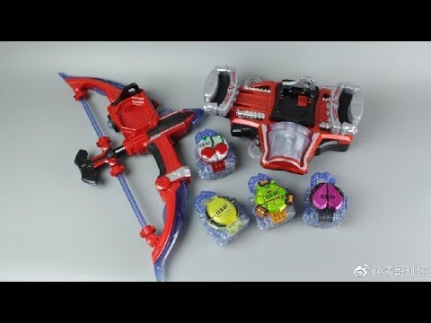 为什么我买了腰带,却变不成假面骑士铠武? DX Genesis Driver and Melon Energy Lock Seed (Kamen Rider Gaim)【涛哥测评】