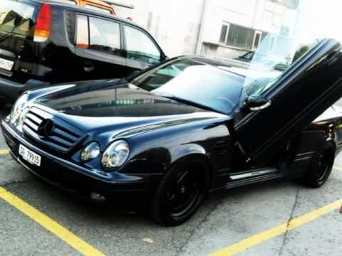 mercedes clk tuning youtube. Black Bedroom Furniture Sets. Home Design Ideas