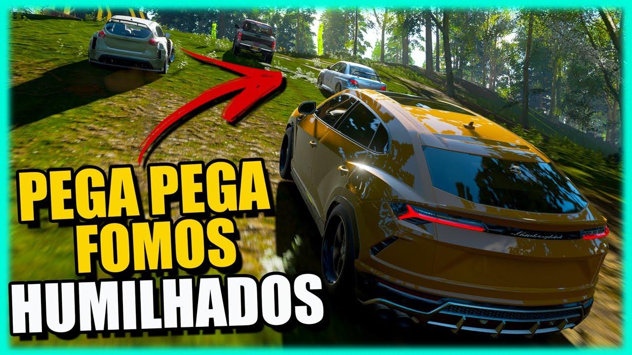 Download FOMOS HUMILHADOS NO PEGA PEGA - FORZA HORIZON 4