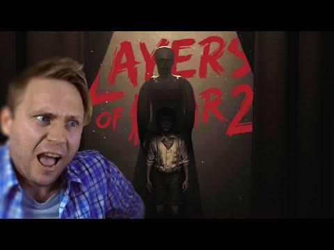 АРТ-ХАУСНЫЙ УЖАС ВЕРНУЛСЯ | Layers of Fear 2