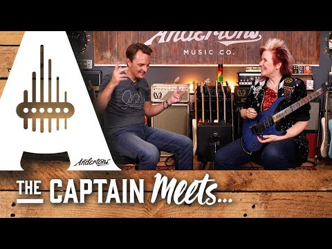 The Captain Meets Jennifer Batten