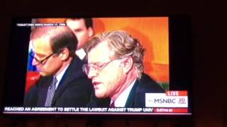 Sen Edward Kennedy Re Nomination Jeff Sessions Free HD Video