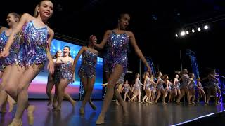Dancers Edge NC- 2019 Production- The Latin Edge