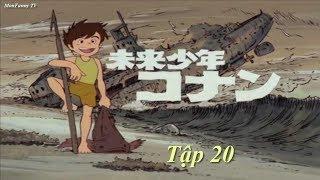 Phim Hoạt Hình Tuổi Thơ    Conan Cậu Bé Đến Từ Tương Lai (Thuyết Minh + Full HD)    Tập 20