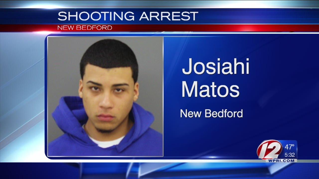 Arrest Made in New Bedford Weekend Shooting
