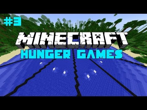 [Minecraft] HUNGER GAMES 3