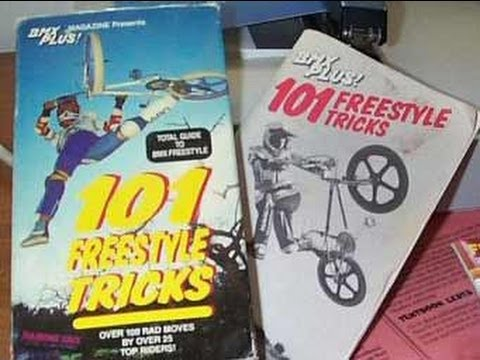 (1987) BMXPlus: 101 Freestyle Tricks