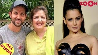 Hrithik OPENS UP about Sunaina Roshan controversy Will Kangana apologise for her behaviour & more