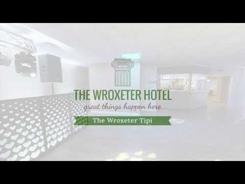 Virtual Tour of The Wroxeter Hotel, Tipis and Yurt