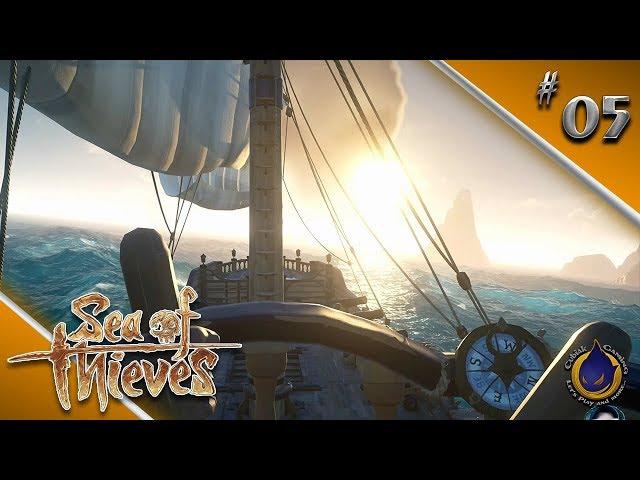 DER SONNE ENTGEGEN 💀 Let's Play SEA OF THIEVES #005