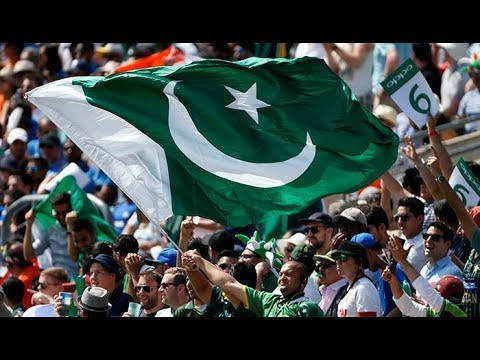 Best Pakistan Cricket Song and National Song 2018 thumbnail