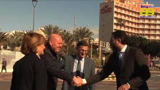 La marca turística Andalucía se promocionará en Europa con 33 camiones hortofrutícolas