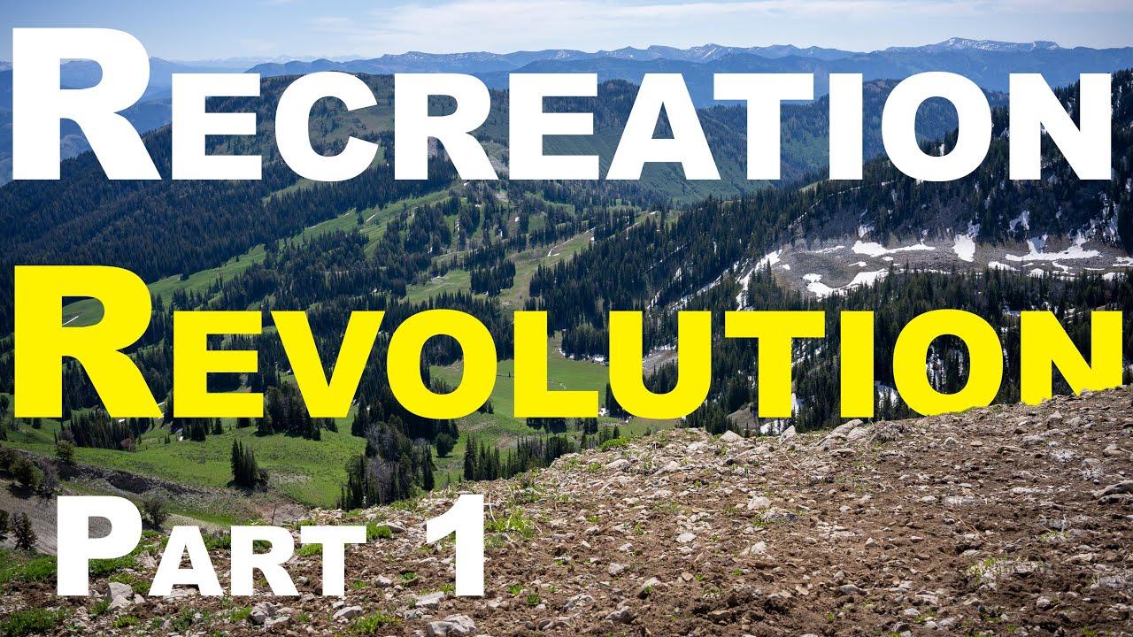 Recreation Revolution Part 1 | Sharetrails.org Interview with Ben Burr | Podcast Episode 87