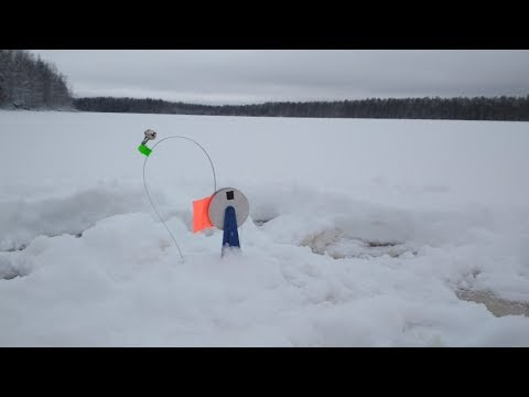 рыбалка жерлицами 31 декабря 2018