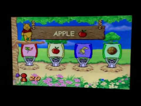 Let's Play: V*Smile Winnie The Pooh: The Honey Hunt: Learning Zone!