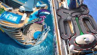 Download 15 Incredible Cruise Ship Amenities