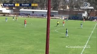 Copa Jalisco: Degollado 2-3 Ocotlán | Jornada 1