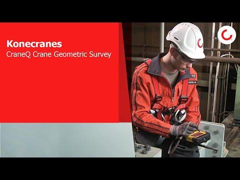 Konecranes CraneQ Crane Geometric Survey