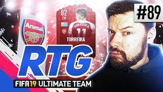 FUTMAS TORREIRA & NEW PREM SQUAD! - #FIFA19 Road to Glory! #89 Ultimate Team
