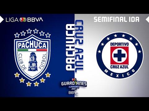 Pachuca Cruz Azul Goals And Highlights
