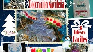 3 Ideas Decorativas para Navidad Thumbnail