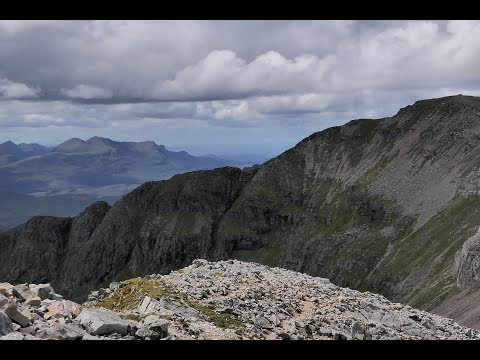 Hiking in Scotland,  Conival & Ben More Assynt