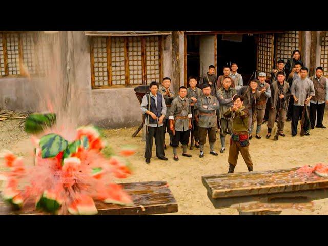 Lấy Dưa Hấu Long An Làm Bia Tập Bắn Thằng Nhà Quê Ra Trận Diệt Nguyên Đội Xạ Thủ Đặc Công | Clip Hay