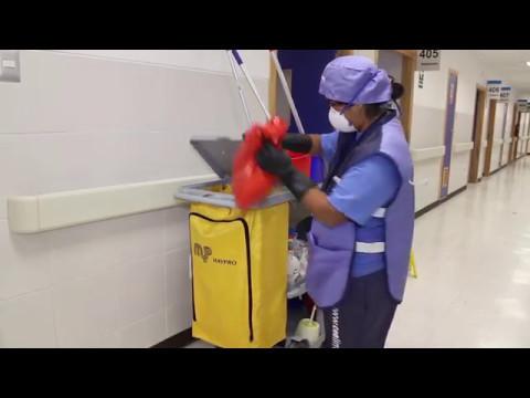 empresa de limpieza hospitalaria youtube
