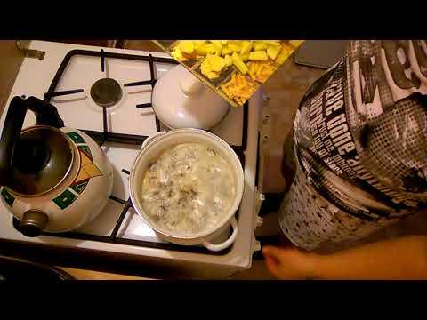 грибной суп или груздянка