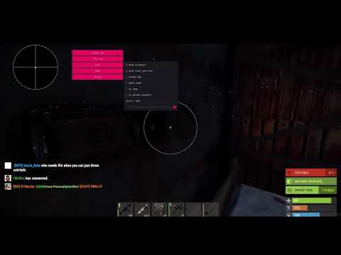 [RUST Cheat] New Hack for RUST | SEPTEMBER 2019
