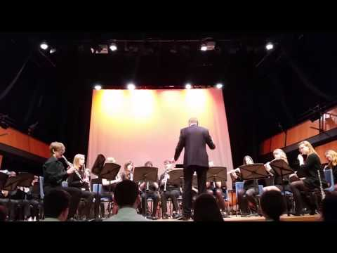 Music from Les Miserables - Milton Keynes Wind Orchestra