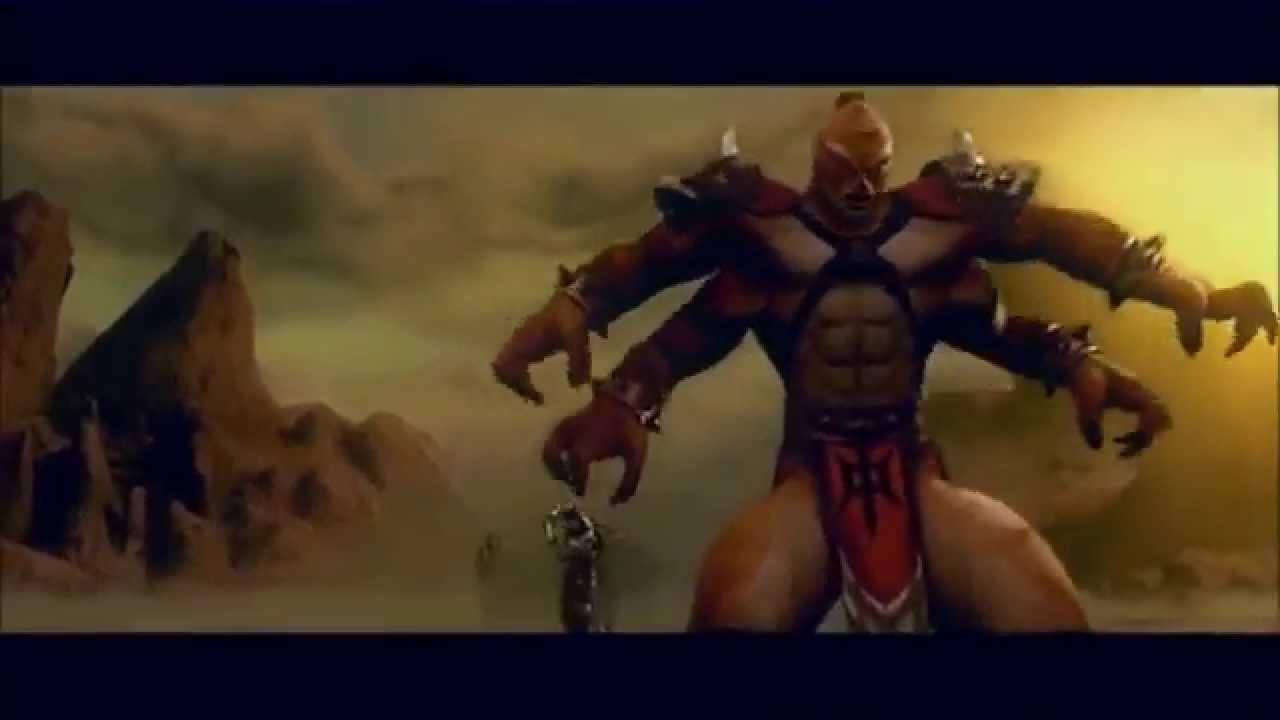 Download Mortal Kombat Armageddon & Mortal Kombat 9 Intros